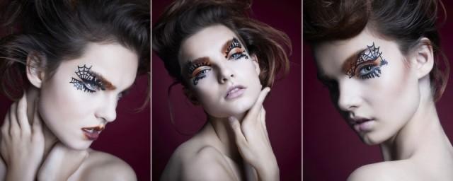 Foto Maquillaje adhesivo para Halloween