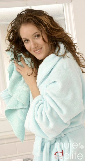 Foto Truco para conseguir unas toallas y albornoces suaves y esponjosos