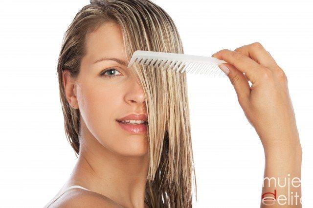 Foto Ritual de belleza para cabellos teñidos