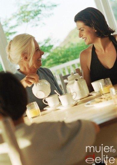 Foto ¿Cómo llevarte bien con tu suegra