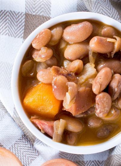 Foto Las legumbres y concretamente los frijoles, te ayudan a adelgazar más rápido