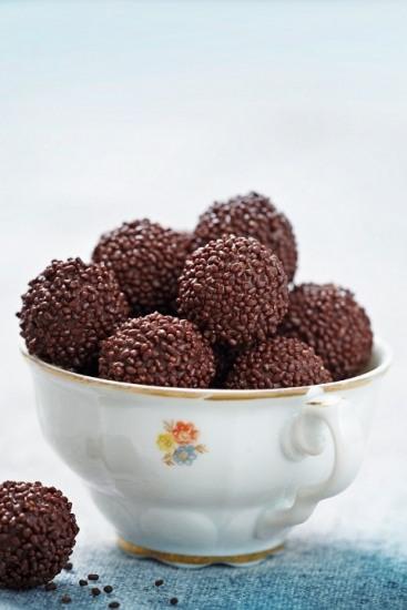Foto Trufas de cereales