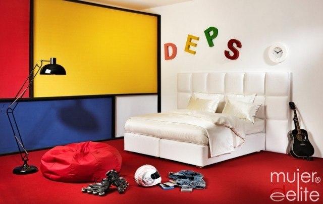 Foto La comodidad y temperatura de la habitación de los niños es fundamental para su descanso