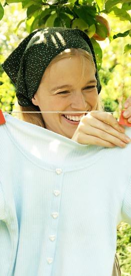 Foto Los mejores trucos para quitar manchas de la ropa