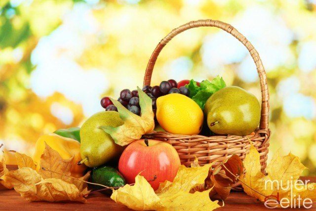 Foto Antioxidantes y vitaminas, nutrientes básicos de la dieta invernal
