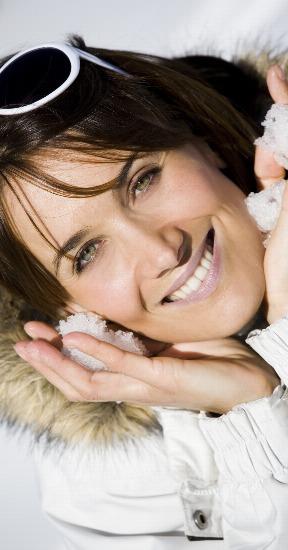 Foto Claves de belleza para una piel radiante en invierno