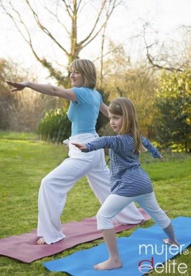 Foto El yoga es el mejor de los deportes para el desarrollo creativo de los niños