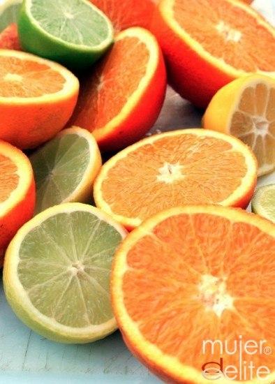 Foto Zumos a base de cítricos, una explosión de vitaminas