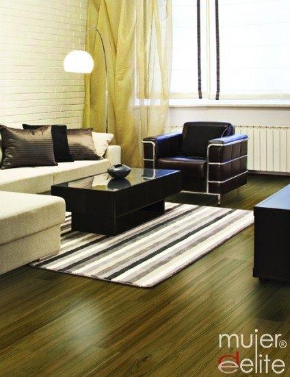 Foto Alfombras, muebles tapizados y cortinas, útiles para combatir el exceso de ruido en el hogar
