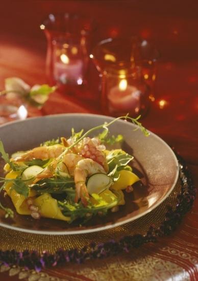 Foto Las recetas con marisco son una apuesta segura en Navidad