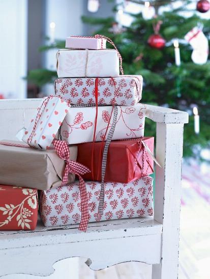 Foto Ideas originales para envolver los regalos