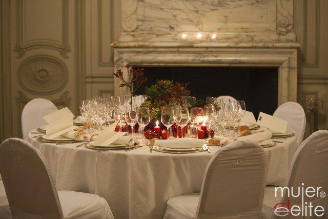 Cmo decorar la mesa para tu cena de nochevieja mujerdeelite - Decoracion mesa nochevieja ...