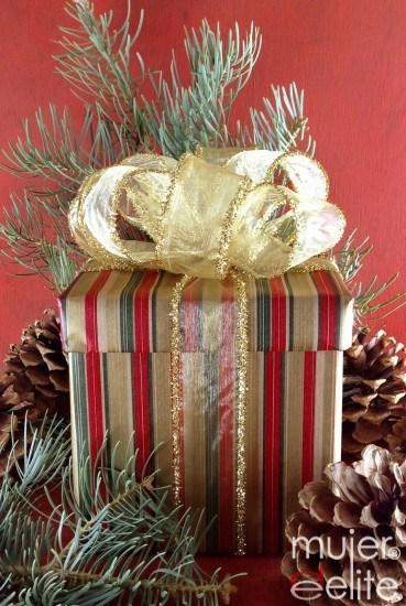 Foto El envoltorio perfecto es aquel que resalta la importancia del regalo