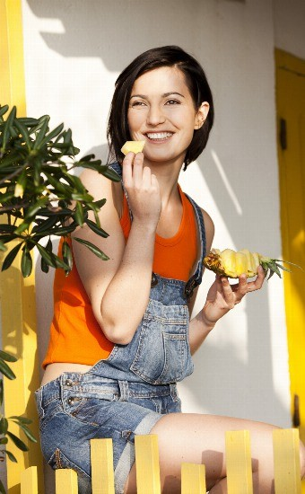 Foto Adelgaza y reduce celulitis con la dieta de la piña