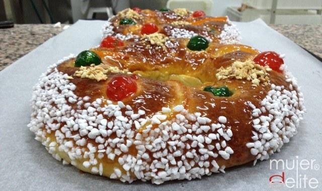 Foto El Roscón de Reyes, aprende a prepararlo
