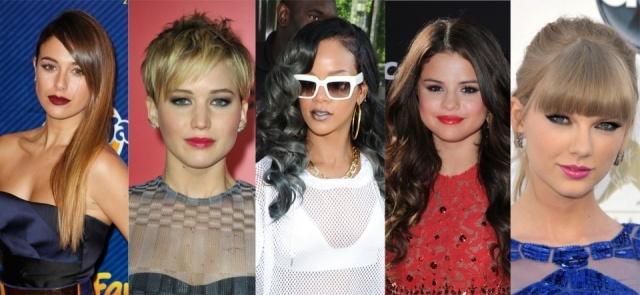Foto Los colores de labios preferidos de nuestras celebrities