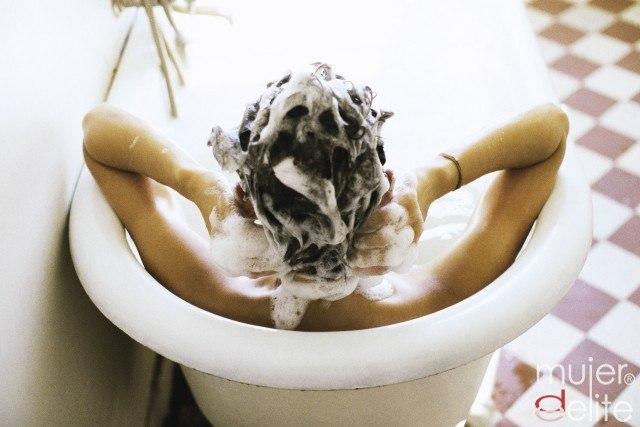 Foto La técnica No Poo lucha contra el uso de champús para el cabello