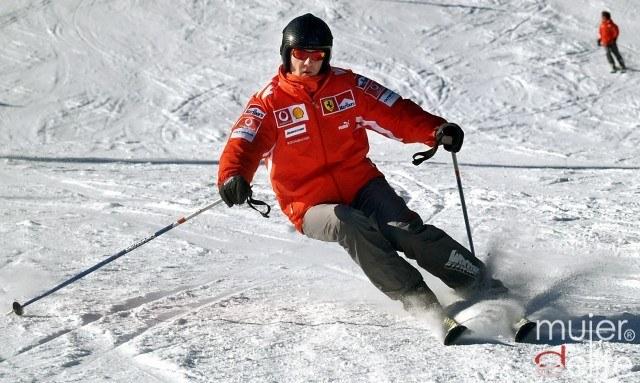 Foto El accidente en la nieve de Michael Schumacher ha traído a las cabeceras los problemas derivados de la práctica de deportes invernales