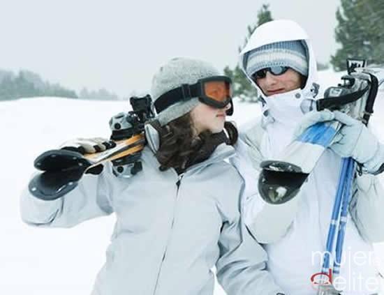Foto El equipamiento que utilices en la nieve puede ayudarte a prevenir lesiones