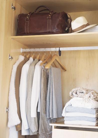 Foto Trucos y consejos para organizar el armario y ahorrar espacio