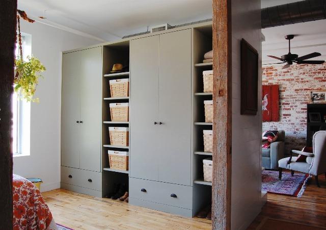 Foto Cómo conseguir más espacio de almacenaje en casa