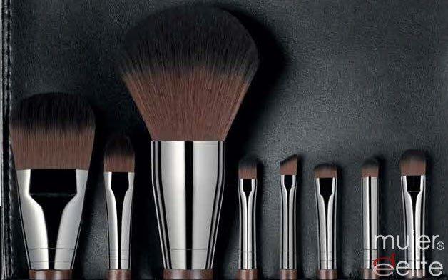 Foto Un buen juego de brochas es fundamental para lograr un maquillaje perfecto