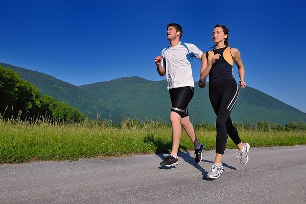 Foto Los beneficios de correr y caminar