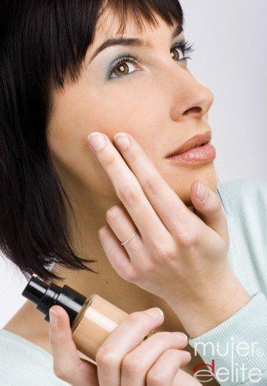 Foto Las claves de maquillaje en la piel grasa