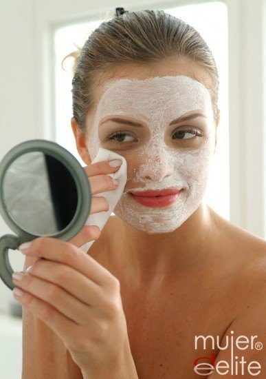 Foto Mascarillas purificantes y exfoliantes, imprescindibles en la piel grasa