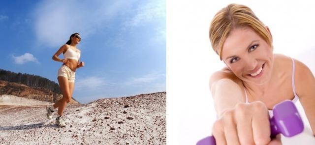 Foto Las ventajas de practicar ejercicio físico