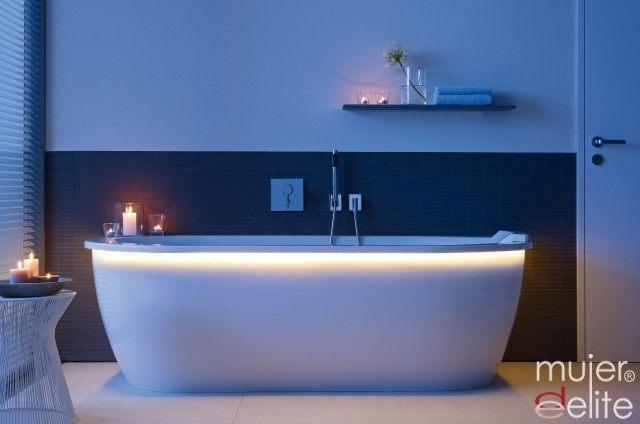 Cómo preparar un baño romántico paso a paso