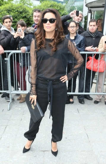 Foto Eva Longoria escoge ropa interior adecuada para presumir de curvas