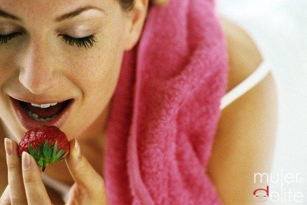 Foto Descubre los beneficios de las fresas para tu salud