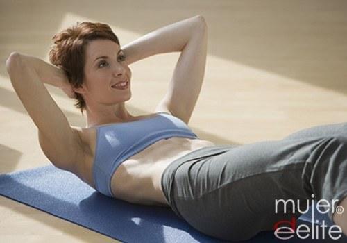 Foto Tabla de abdominales para conseguir un vientre plano y sexy