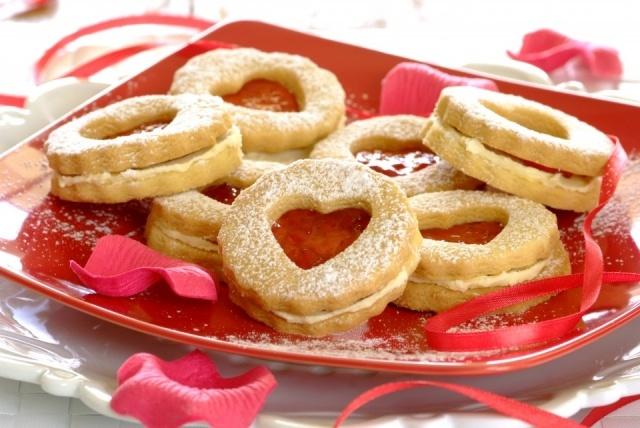 Foto Cookies de San Valentín para toda la familia