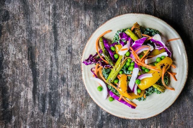 Foto Cómo conseguir máximo bienestar físico y mental a partir del color de la comida