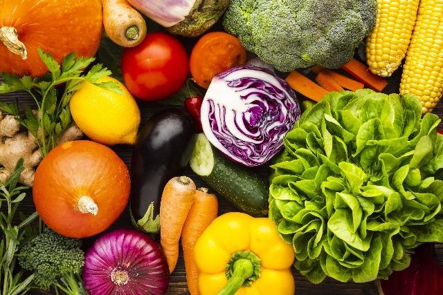 Foto La verduras, fuente de salud gracias a su riqueza en color