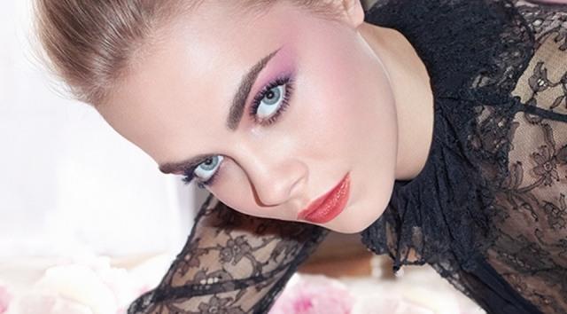 Foto Mirada en rosa para el maquillaje de primavera