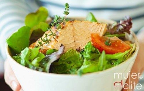 Foto Ensaladas y verduras llenan sin engordar, apuesta por ellas para adelgazar