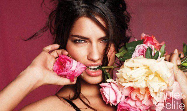 Foto La rosa, el secreto de belleza de las famosas