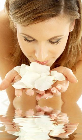 Foto Los beneficios de la rosa en belleza, infinitos
