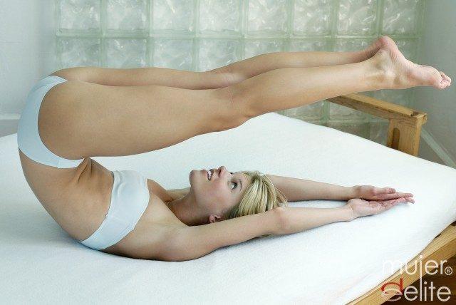 Foto Ejercicios para conseguir unas piernas firmes y tonificadas