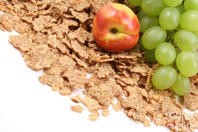 Foto La dieta mediterránea es rica en fibra y antioxidantes