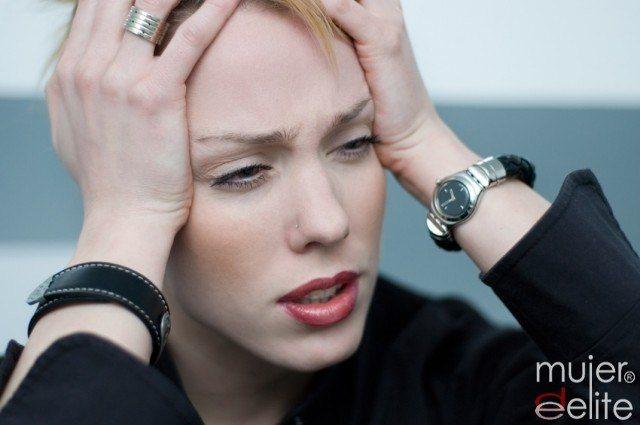 Foto El estrés puede causar cambios en el metabolismo