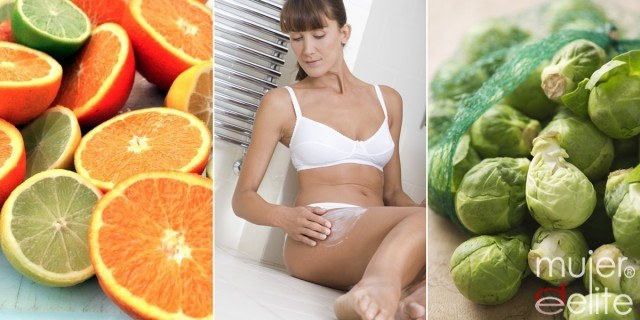 Foto Ejercicios y alimentos contra la celulitis