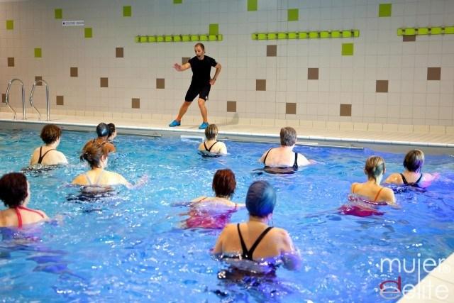 Foto Los beneficios de hacer deporte en el agua