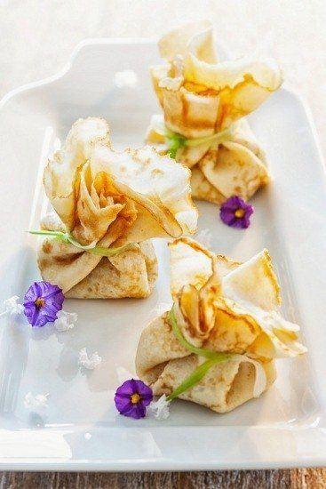 Saquitos una propuesta ideal como tapa para una comida o for Tapas originales para sorprender