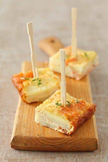 Foto La tortilla de patata, una tapa clásica que no pasa de moda