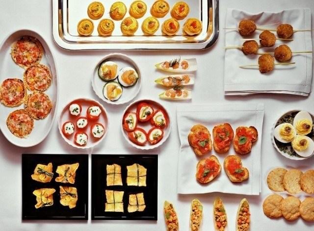 Tapas y aperitivos originales para una comida o cena for Comida rapida para invitados