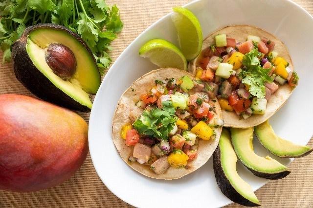 Foto Tacos marineros
